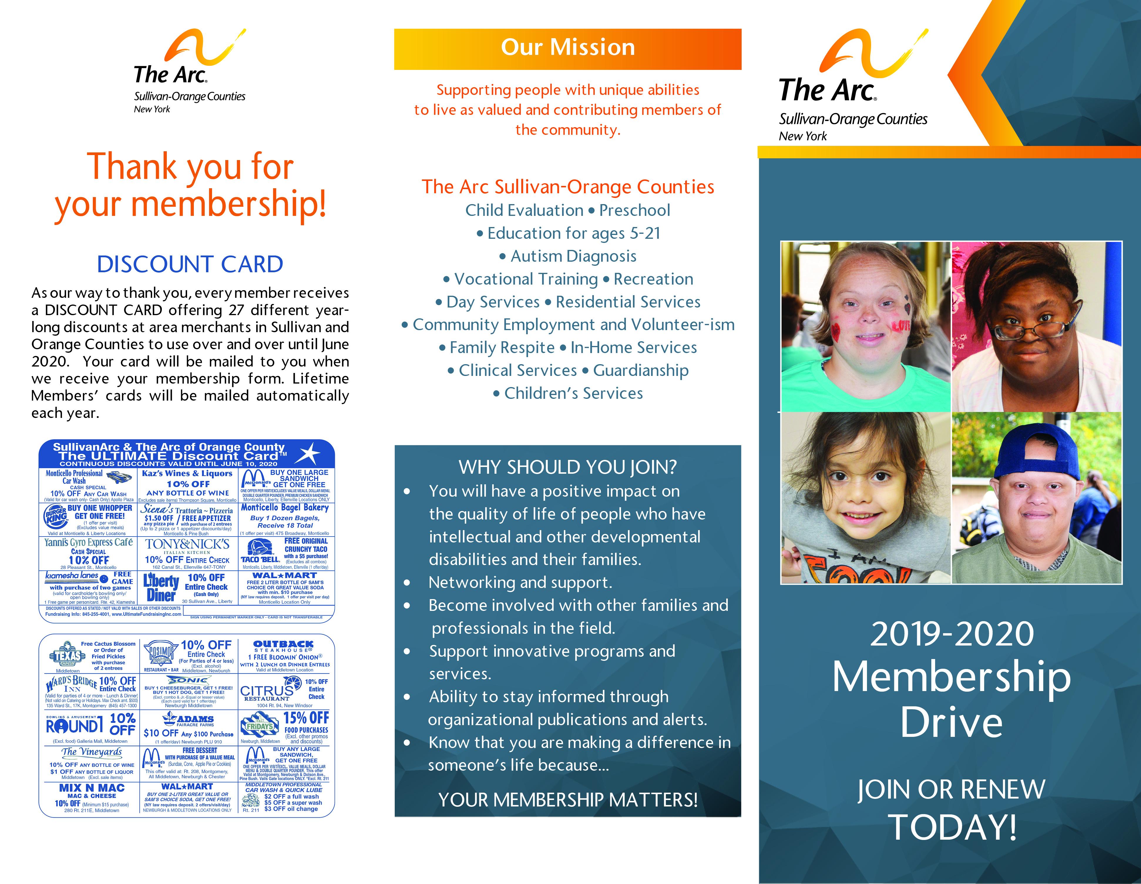 Membership Brochure - Download