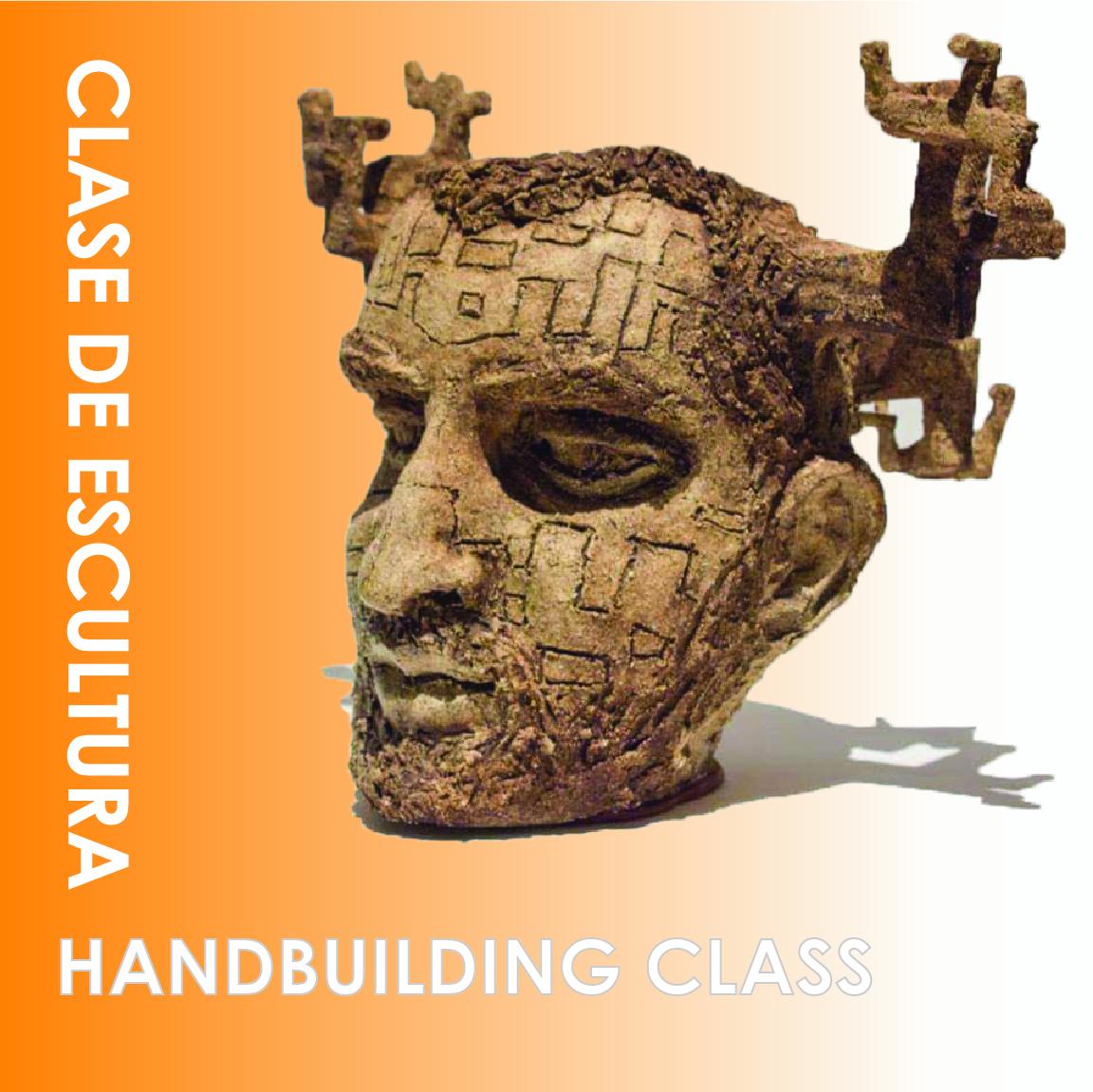 Clase de Escultura