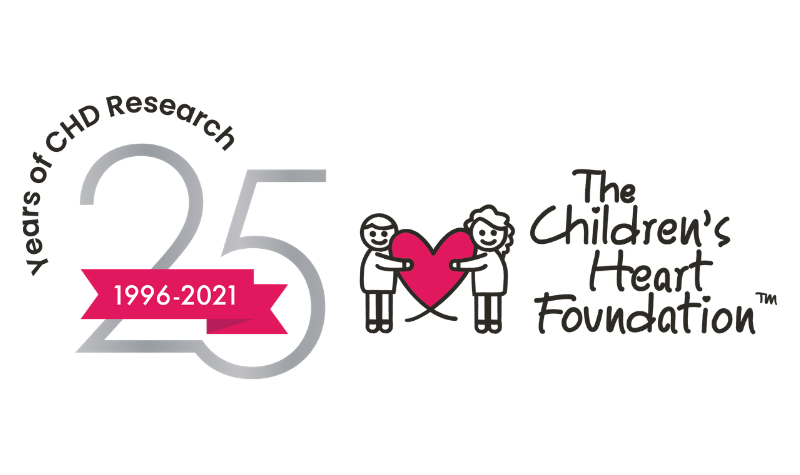 The Children's Heart Foundation celebrates 25 years of funding the most promising CHD research!