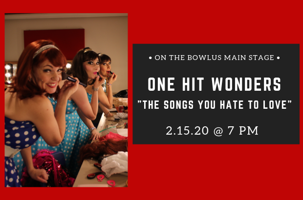 """One Hit Wonders """"The Songs You Hate To Love"""""""