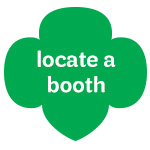 Locate a Cookie Booth