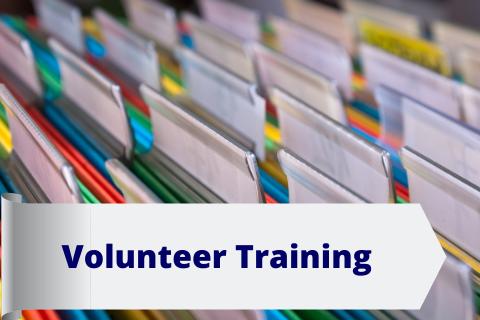Volunteer Training Manual
