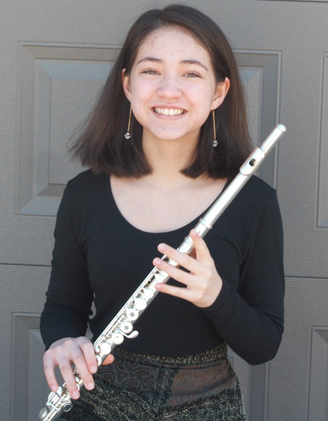 Congratulations to Corvina Graham, Conservatory Orchestra Concerto Competition Winner