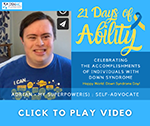 Day 21: Adrian's Video