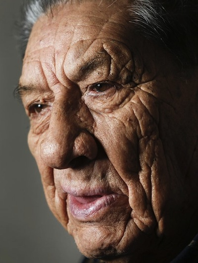 Gilbert Horn Sr., decorated WW II veteran and code talker passes away at 92.
