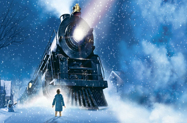 The Polar Express: Saturday, 12/10, 2:30-5:00 pm