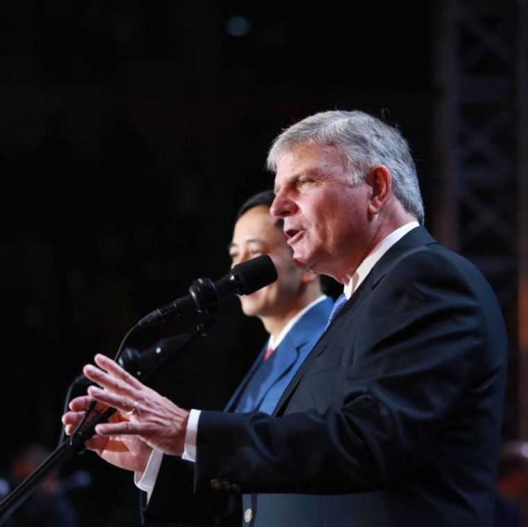 Franklin Graham warns Equality Act would be 'catastrophic' for Christians if it becomes law