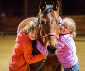 Scholarships Available for horseback riding lessons for CASA children/youth