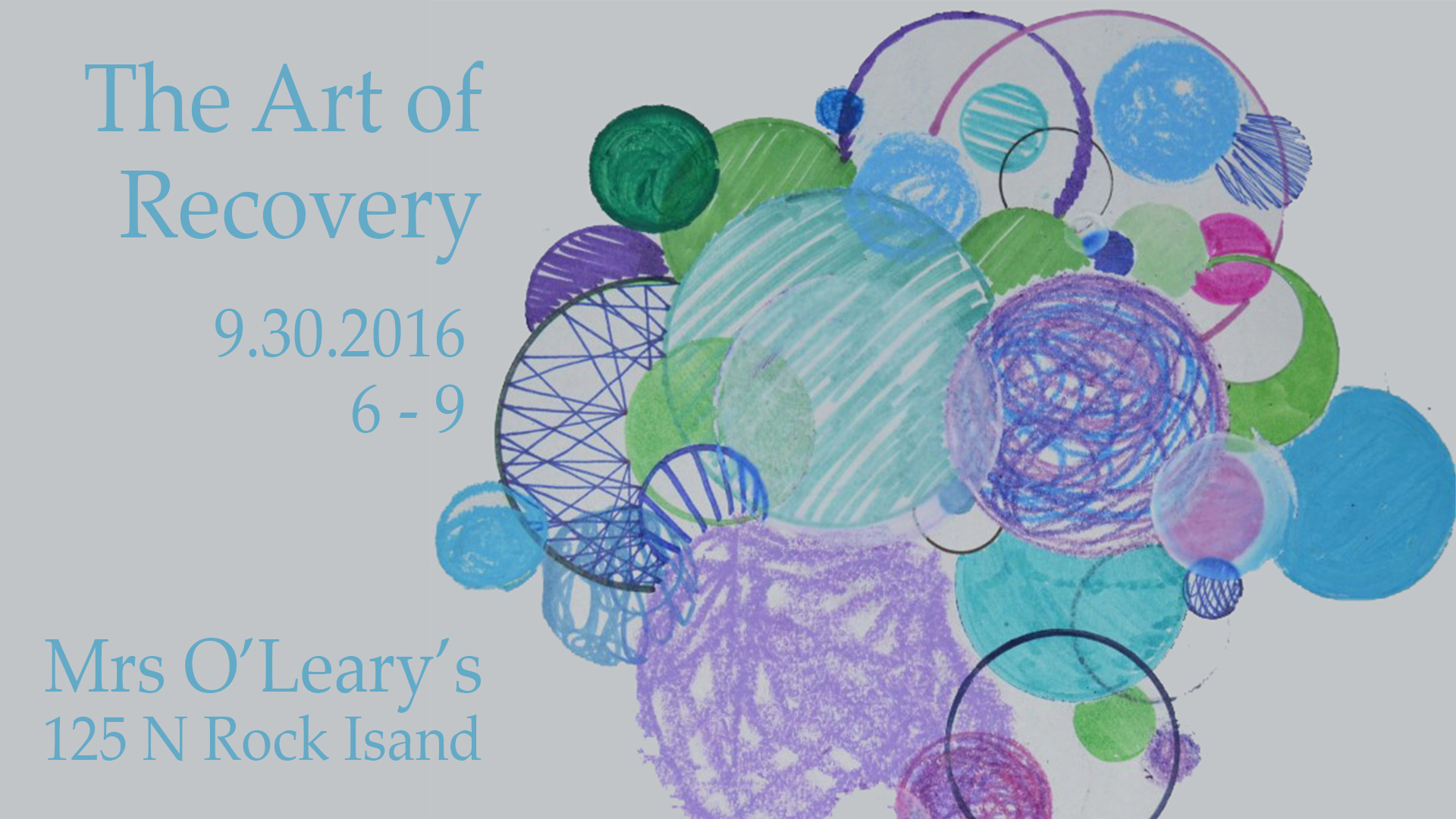 Art of Recovery 2016