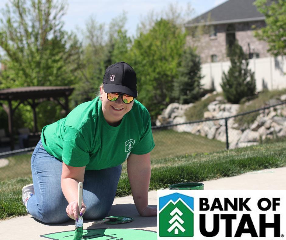 Bank of Utah Browning Park Born Learning Trail