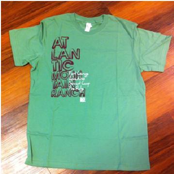 AMR Green T-Shirt
