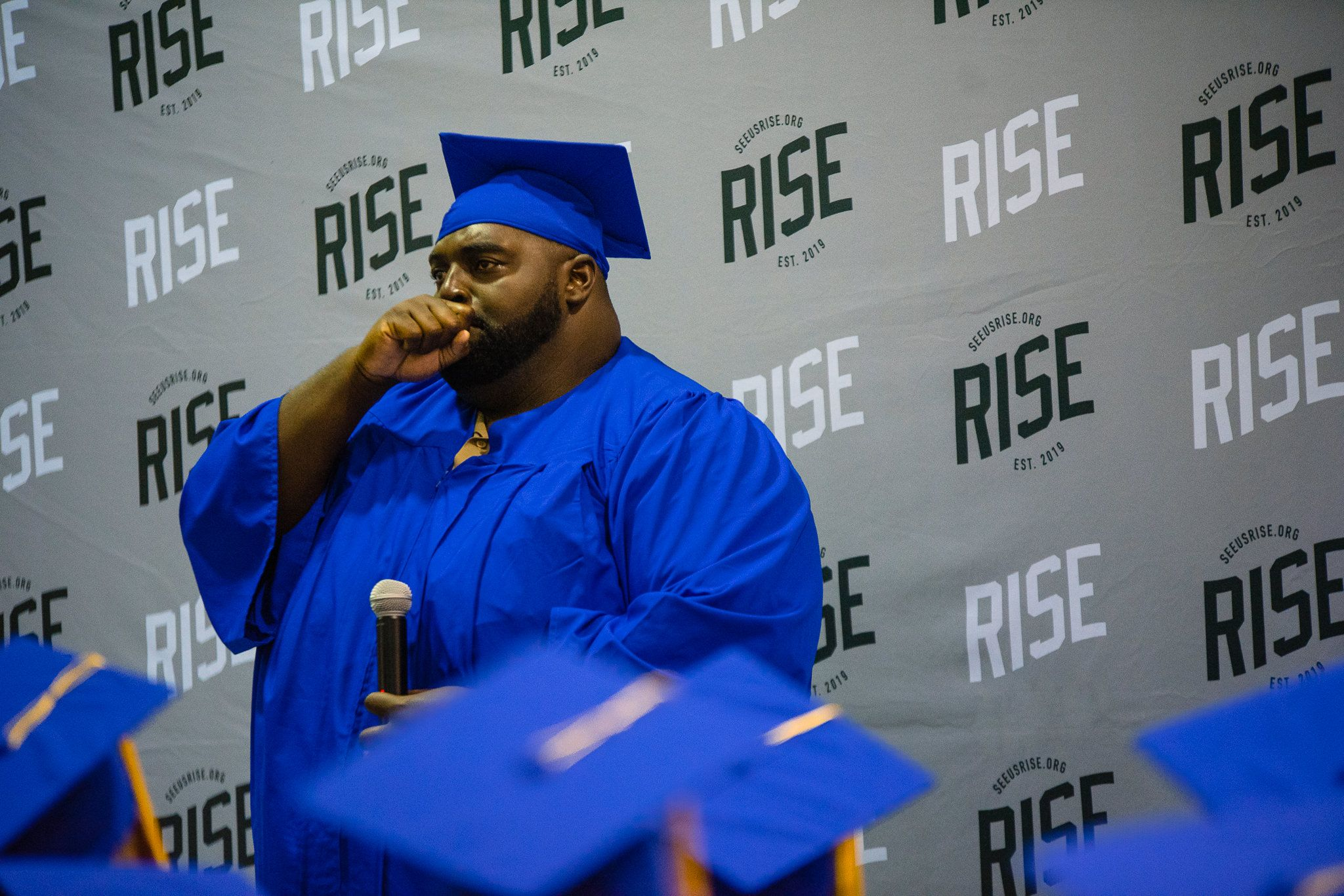 RISE Business Pitch Competition + Graduation