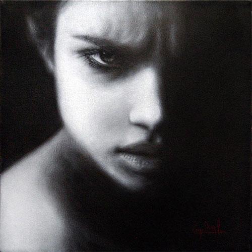 Requiem, oil on canvas