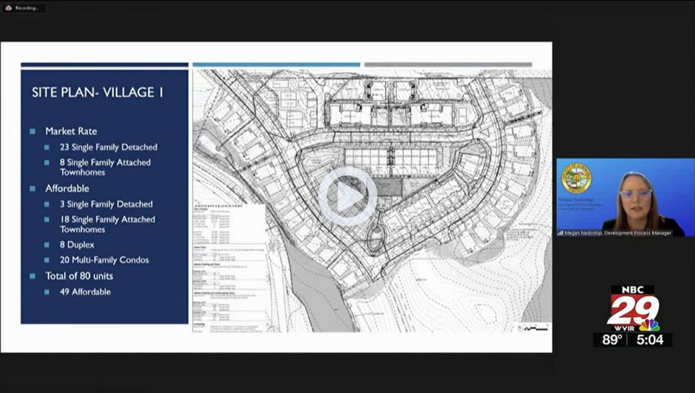 Progress report on development of revamped Southwood community