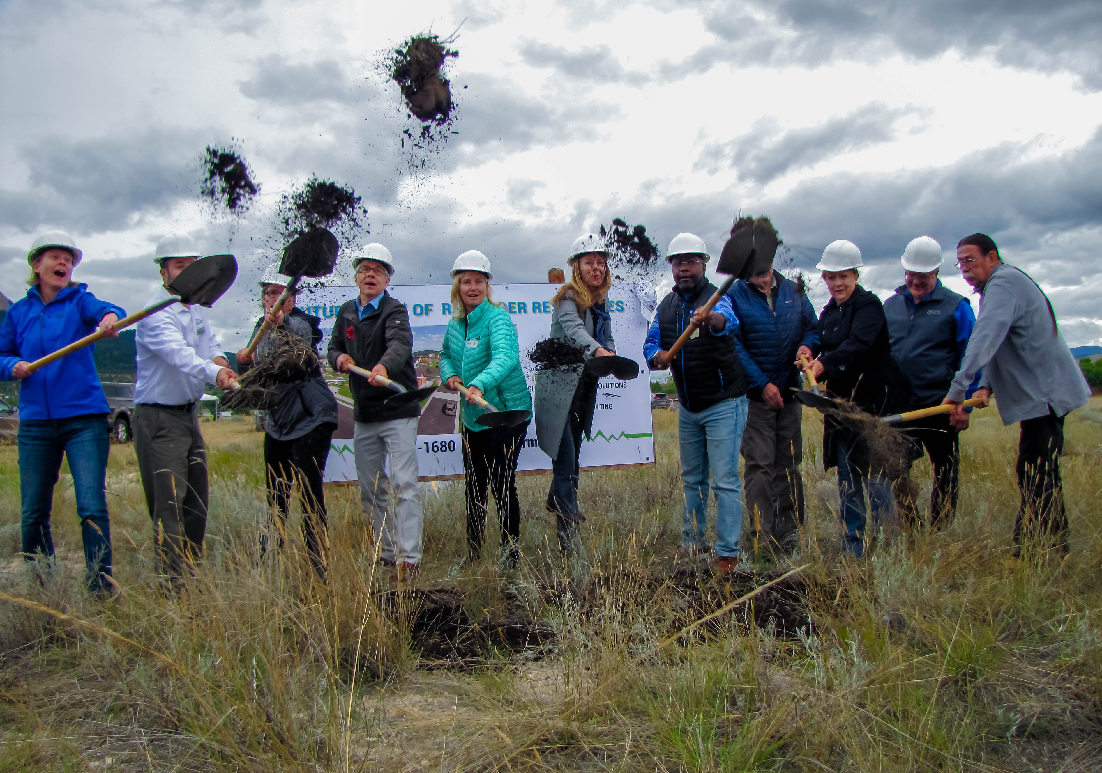 Red Alder Groundbreaking image 9