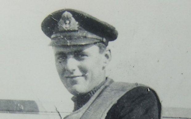Lieutenant Commander David Balme  - Obituary in The Telegraph
