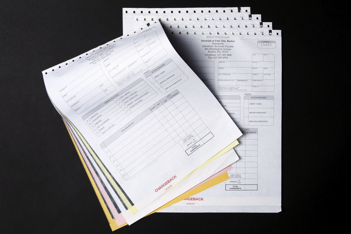 How To Order Business Forms