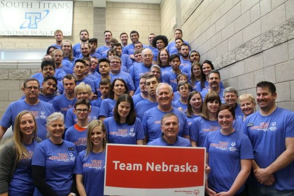 Team Nebraska Announced for 2018 USA Games!