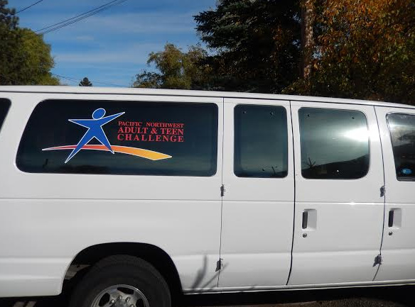Promotional vehicle decals Bend OR