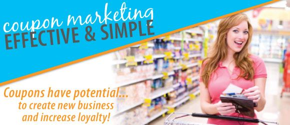 Coupon Marketing - Effective & SImple