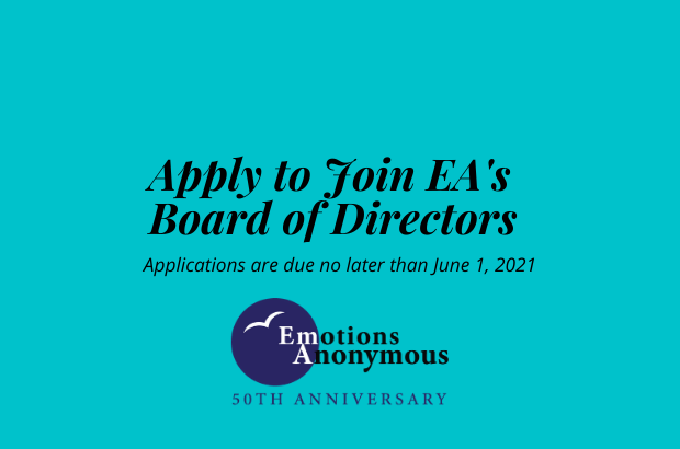 Applications for new EA Trustees are now being accepted.