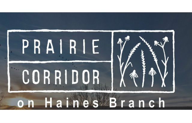 Prairie Corridor on Haines Branch