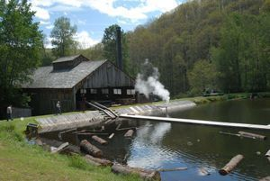 Pennsylvania Lumber Museum (Galeton, PA)