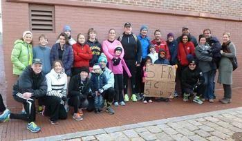 British School of Washington Fun-Run Raises Over $600 for Cause