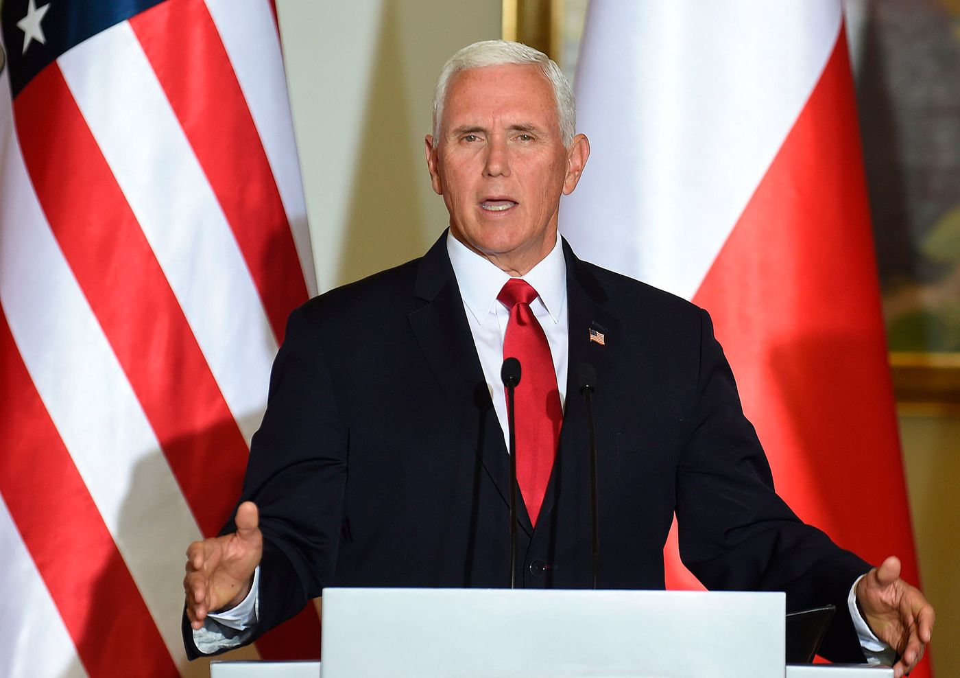 Time for Europe to Do More to Help Ukraine, Pence Says