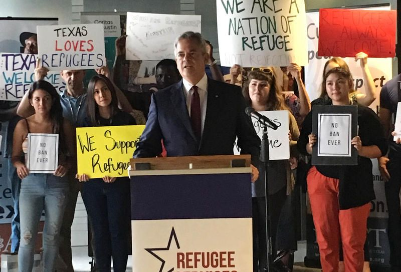 Read RST's response to Governor Abbott's decision RE: refugee resettlement in Texas