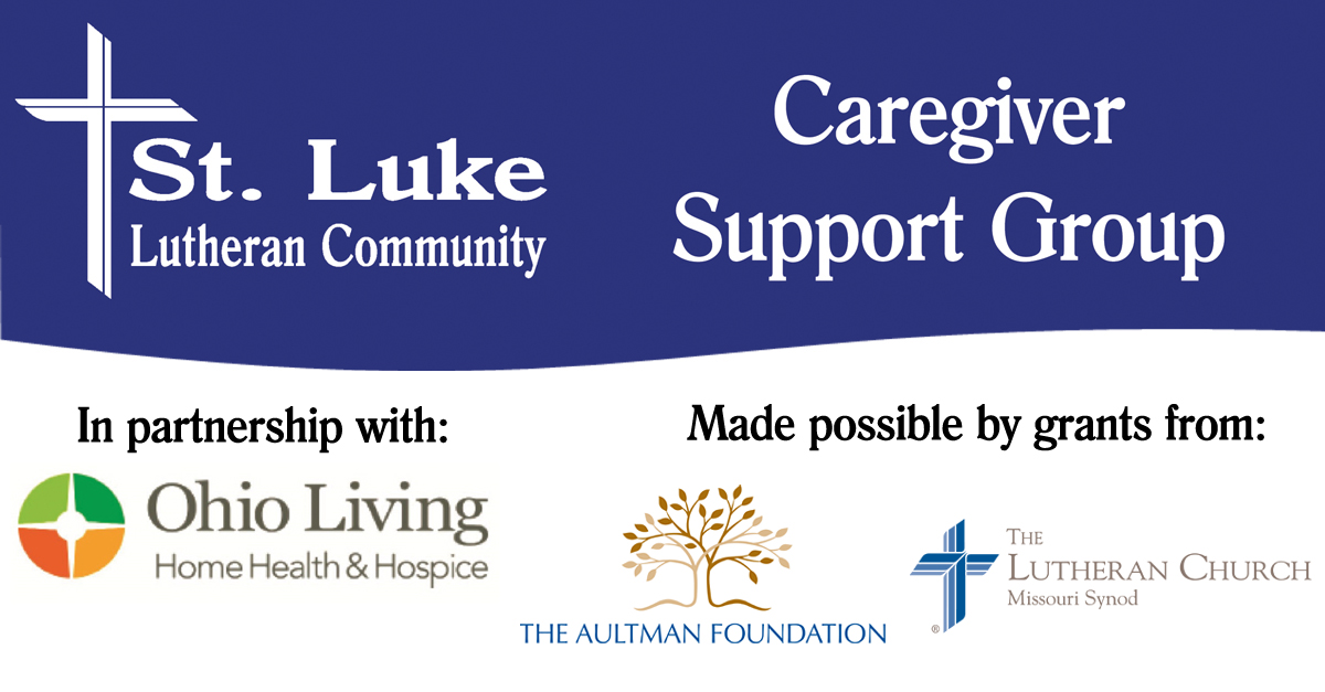 Caregiver Support Group at Portage Lakes