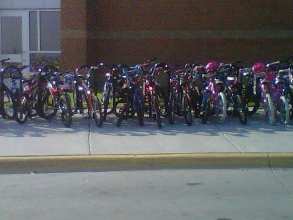 The Best Thing Ever: Kids on Bikes