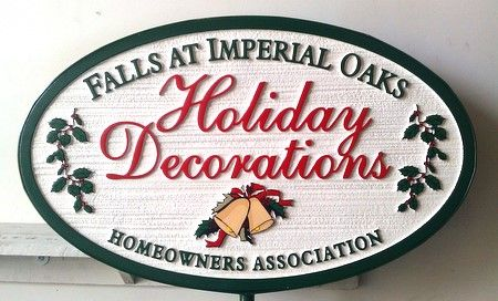 KA20951 - Home of the Month Winner Holiday Decorations