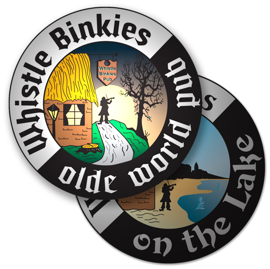 Whistle Binkies Pub Crawl