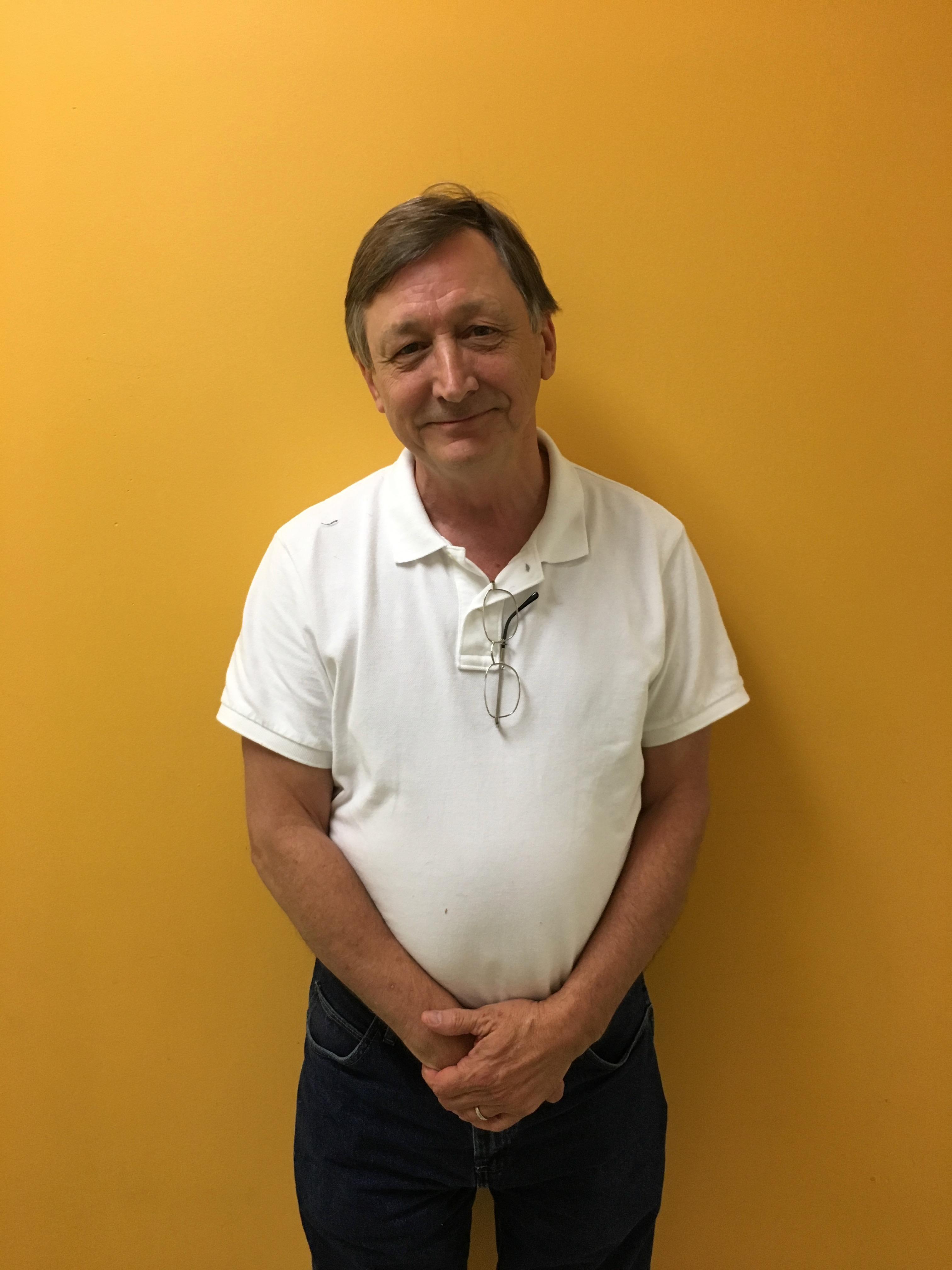 Meet the Staff: Robert Holdford