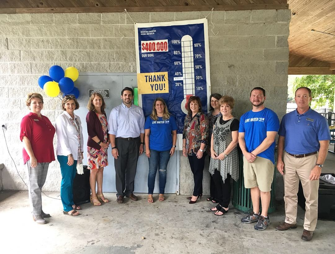United Way of West TN holds Dyer Co campaign kickoff event
