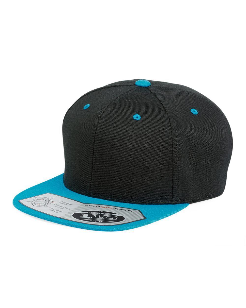 Flexfit 110® Flat Bill Snapback Cap