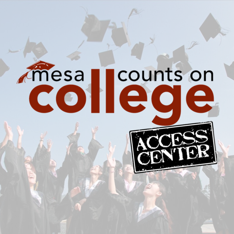 Mesa Counts On College