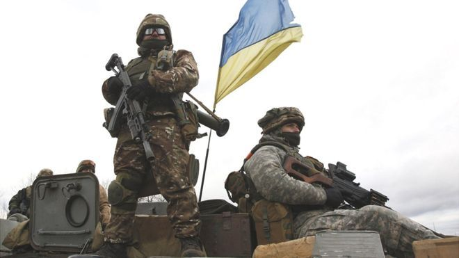 Ukraine conflict: Front-line troops begin pullout