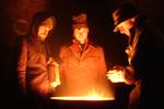 Zac Culler, Ben Beres and John Sutton