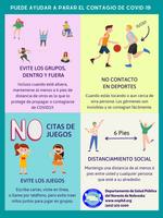 Social Distancing (Spanish)