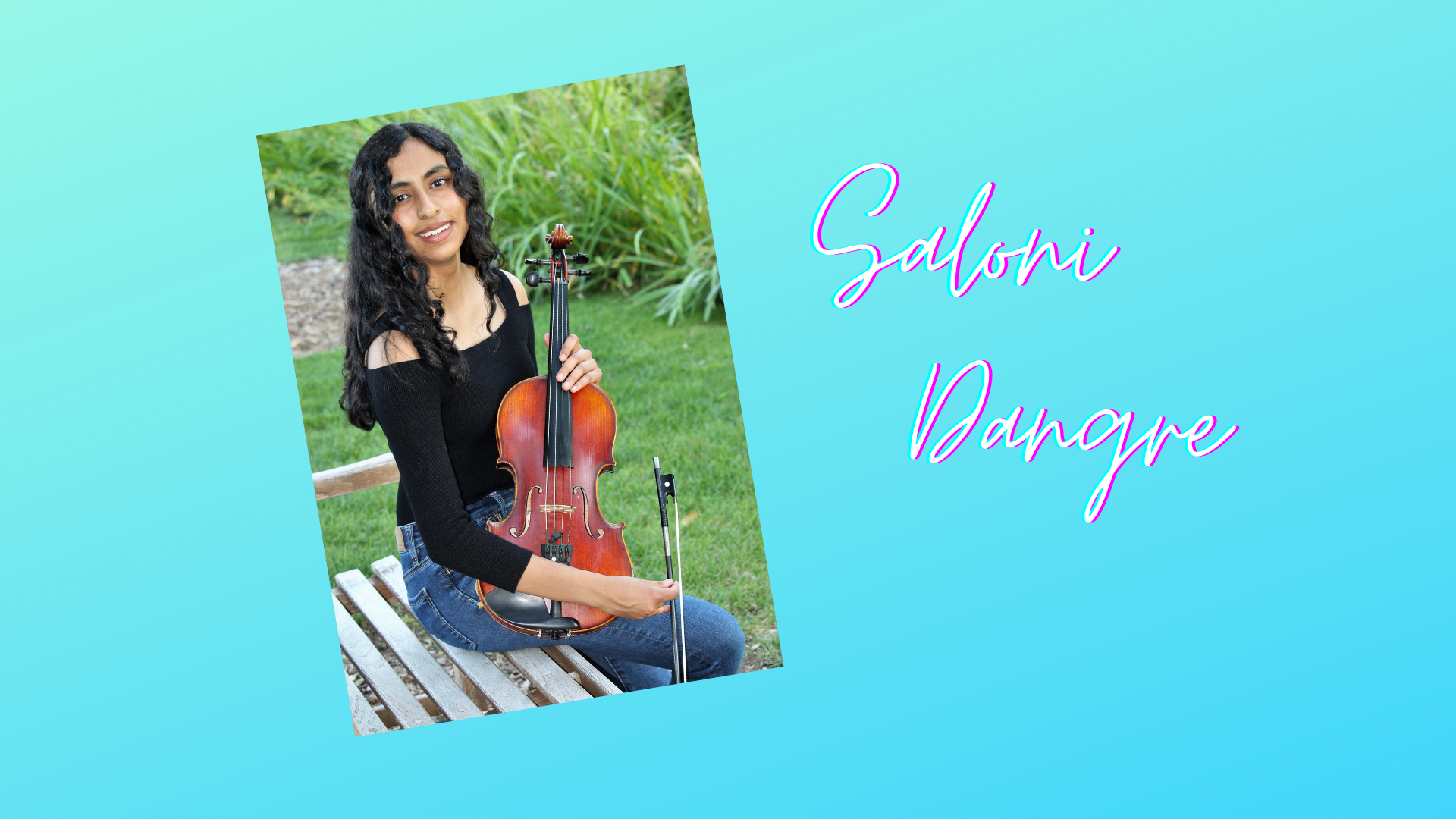 2021 Senior Spotlight: Saloni Dangre