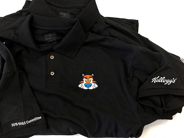 Kellogg Embroidery