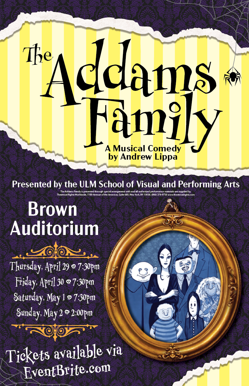 ULM VAPA: The Addams Family