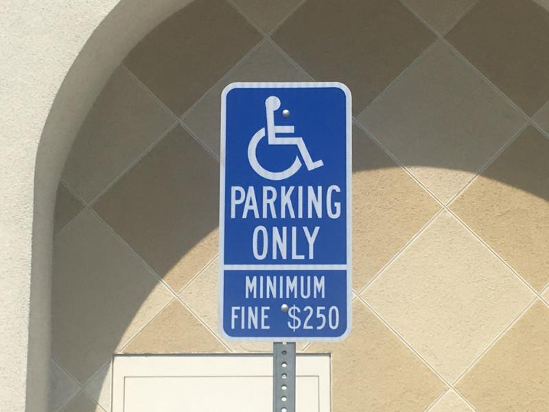 CA Compliant Signs