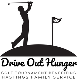 Drive Out Hunger, a golf tournament benefitting Hastings Family Service.