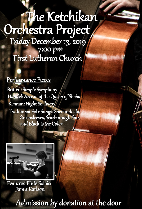 The Ketchikan Orchestra Project Winter Performance