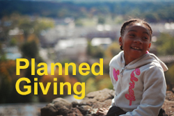 Start your Planned Giving