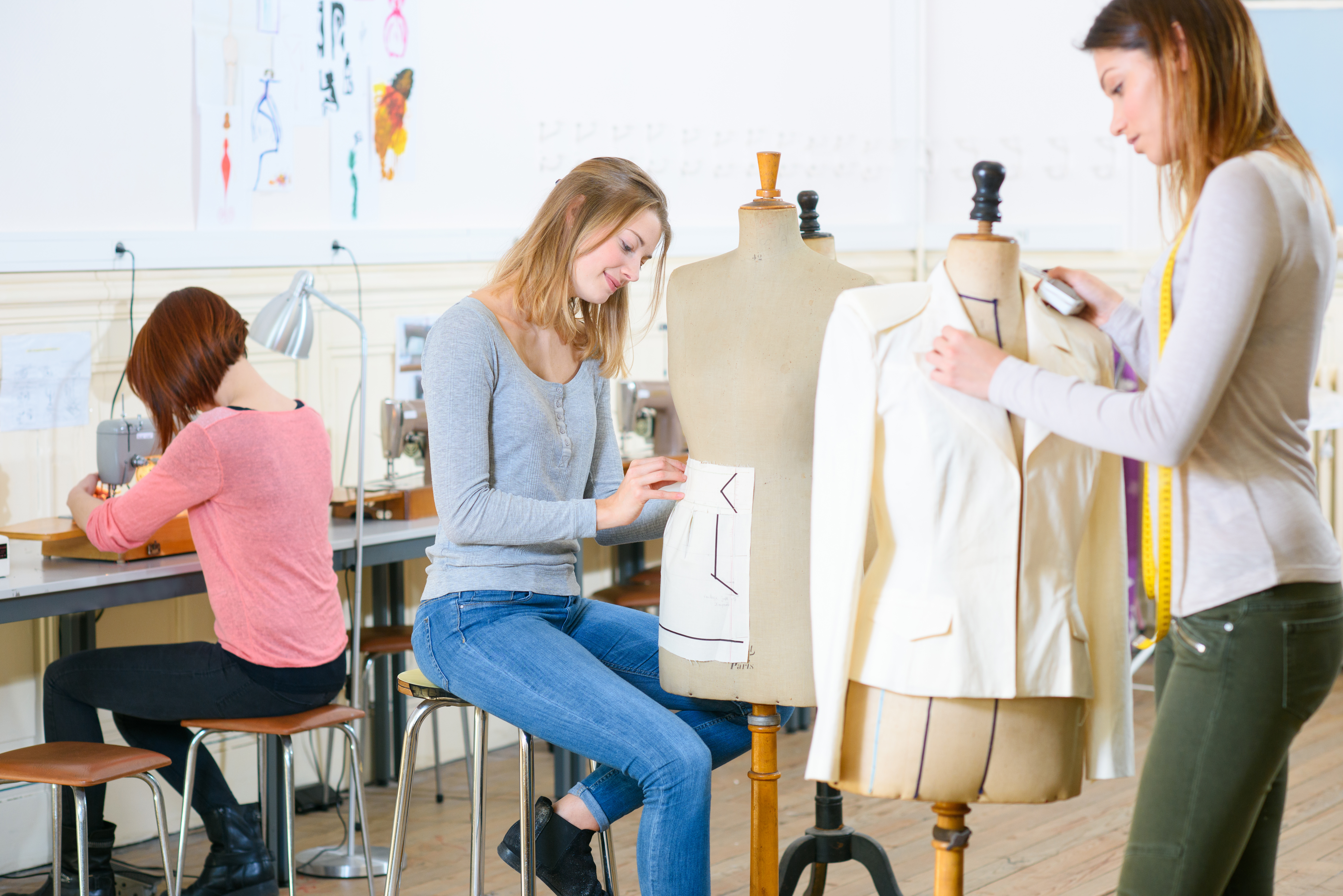 Intro to Garments - 6 sessions