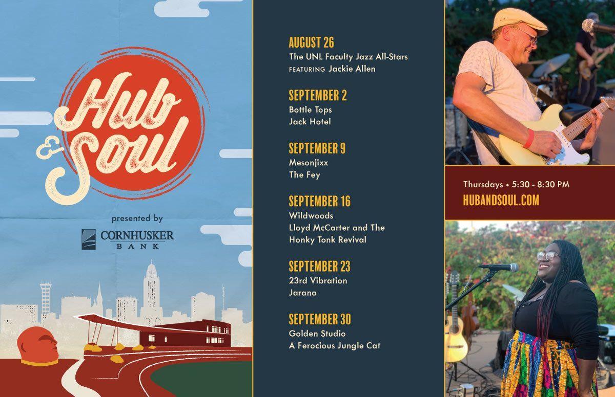 2021 Hub & Soul Concert Series at Union Plaza